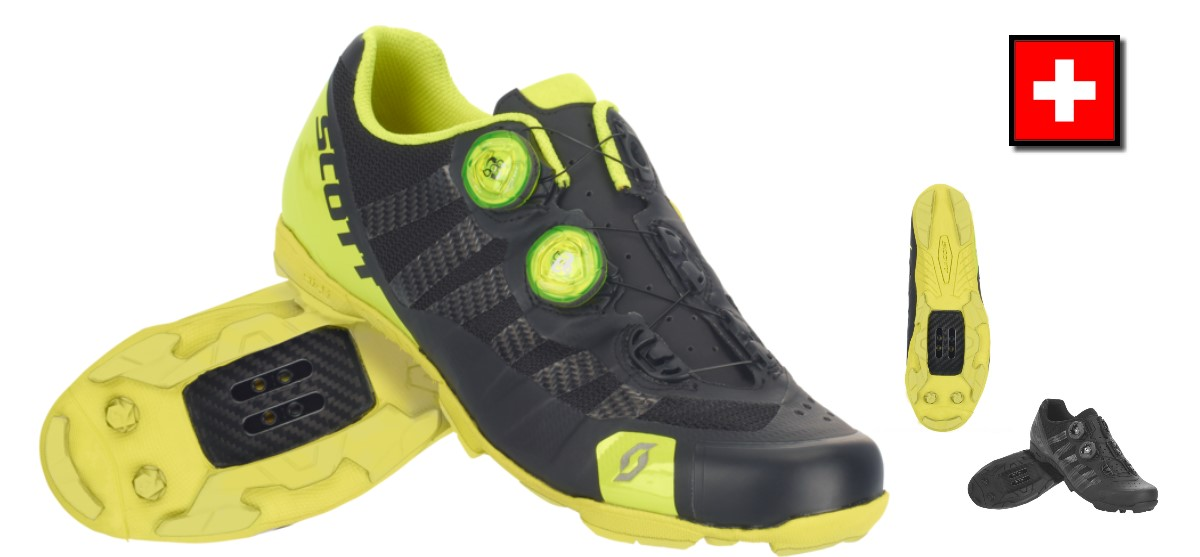 Scarpe Scott MTB RC Ultimate