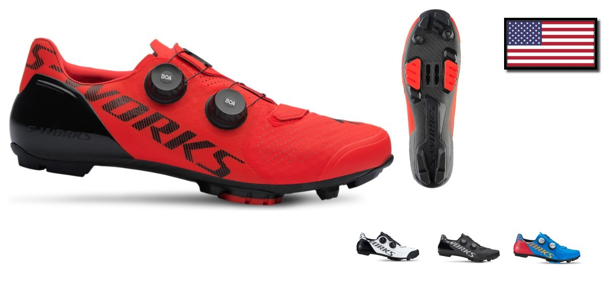 Scarpe Specialized S-Works Recon