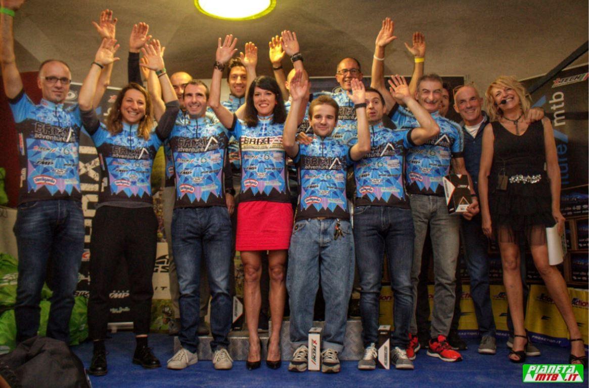 Brixia Adventure MTB 2019 - Vincitori finali