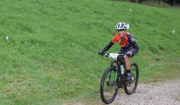Solagna e Rovera 1° e 2° nella Val di Fassa Bike.