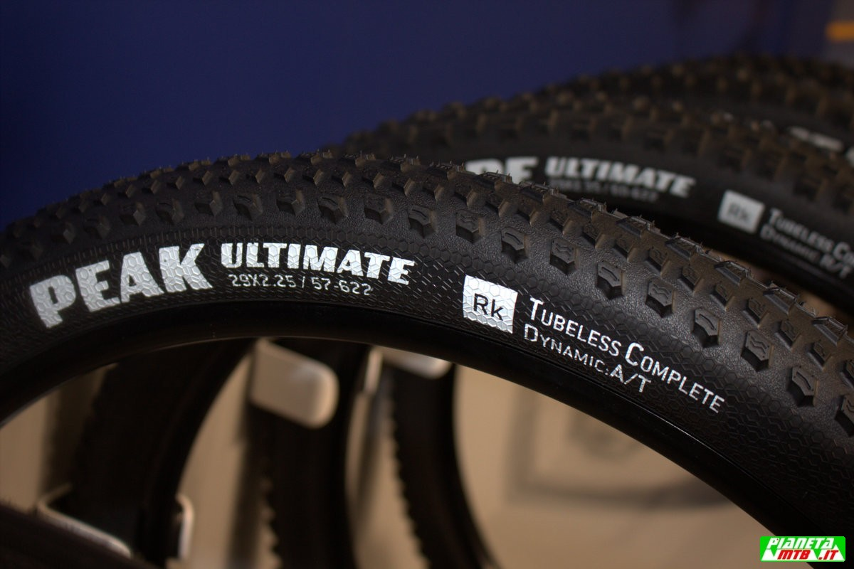 Goodyear Peak copertone mountain bike