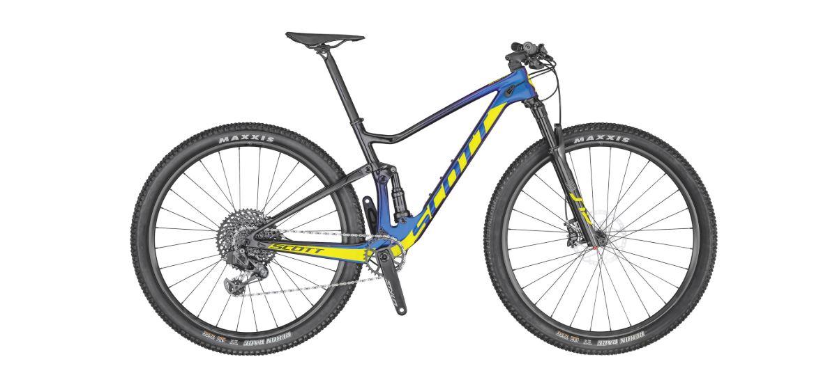 Scott Spark RC 900 Team Issue AXS 2021