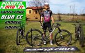 Santa Cruz Blur CC, la scopriamo insieme a Andrea Tiberi