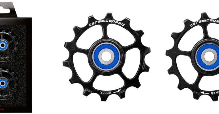 Le pulegge SRAM Eagle XX1 di CeramicSpeed, un lusso per veri intenditori