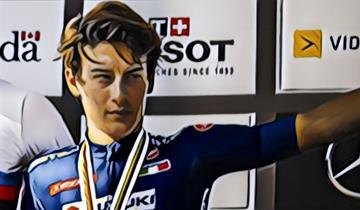 Andreas Vittone torna a correre in Italia
