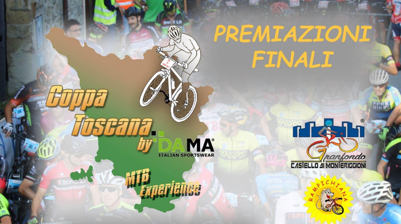 Coppa Toscana MTB: festa finale sabato a Prato. Elenco con tutti i biker premiati - PIANETAMOUNTAINBIKE.IT