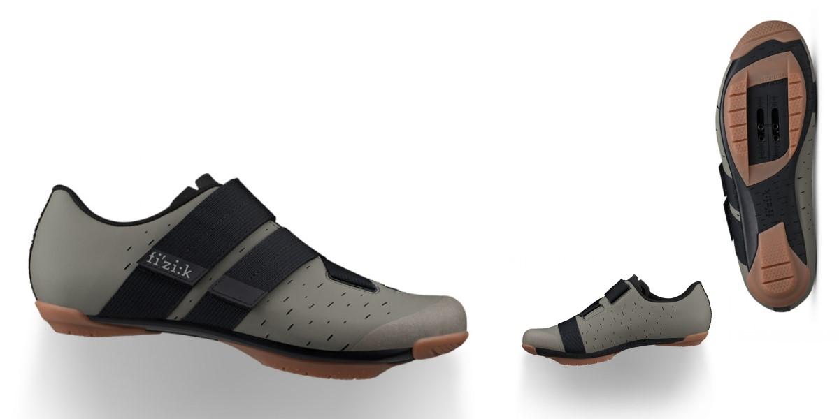 scarpe gravel fizik powerstrap x4