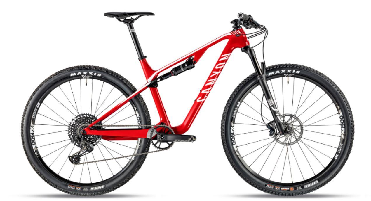 Canyon Lux CF SL 6.0 - 2020