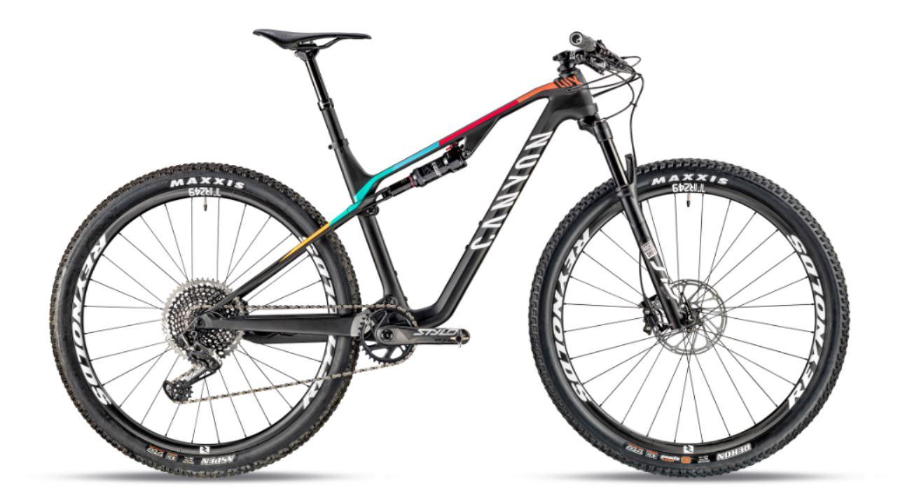 Canyon Lux CF SL 8.0 2020