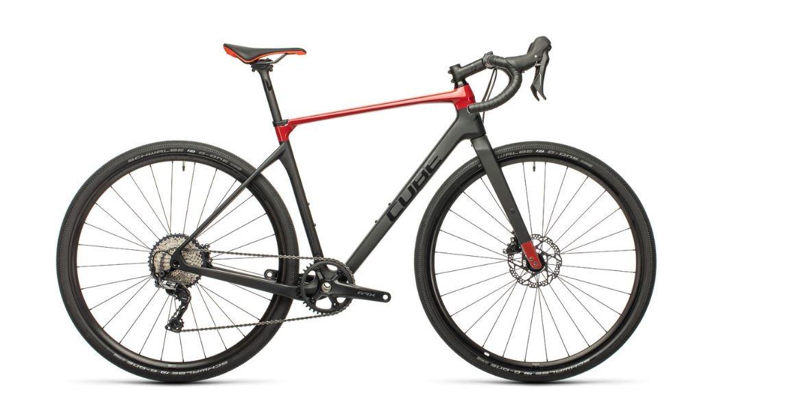 Cube Nuroad C:62 PRO gravel bike
