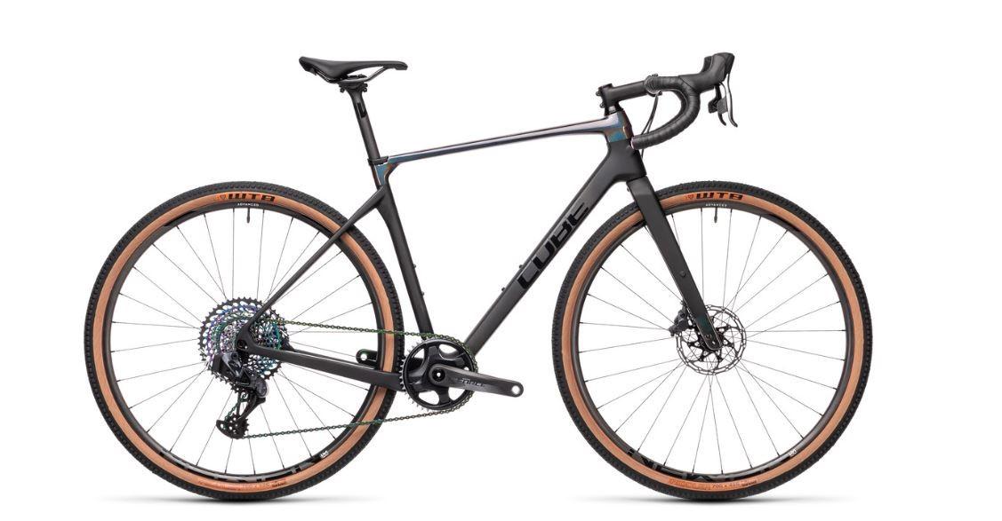 Cube Nuroad C:62 SL gravel bike