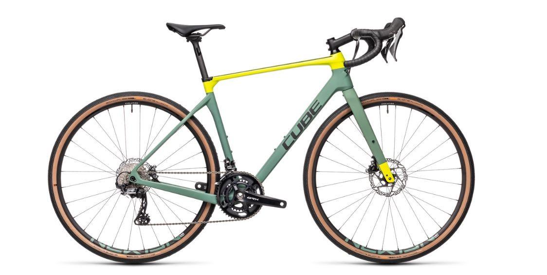 Cube Nuroad C:62 gravel bike