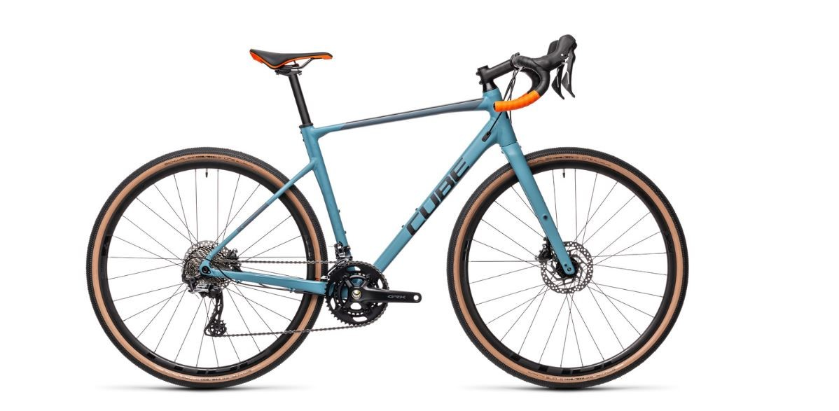 Cube Nuroad Race 2021 - Gravel Bike