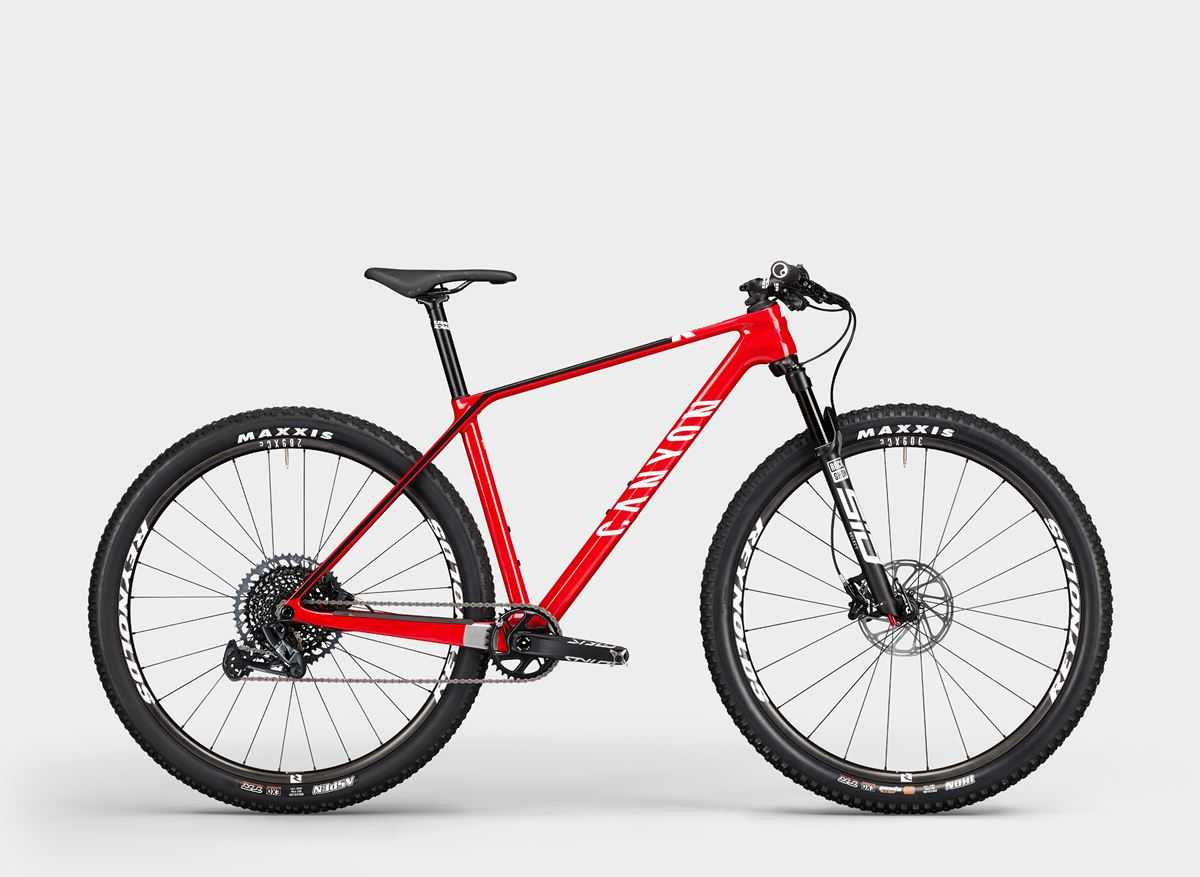 Canyon Exceed CF 7.0 - 2021