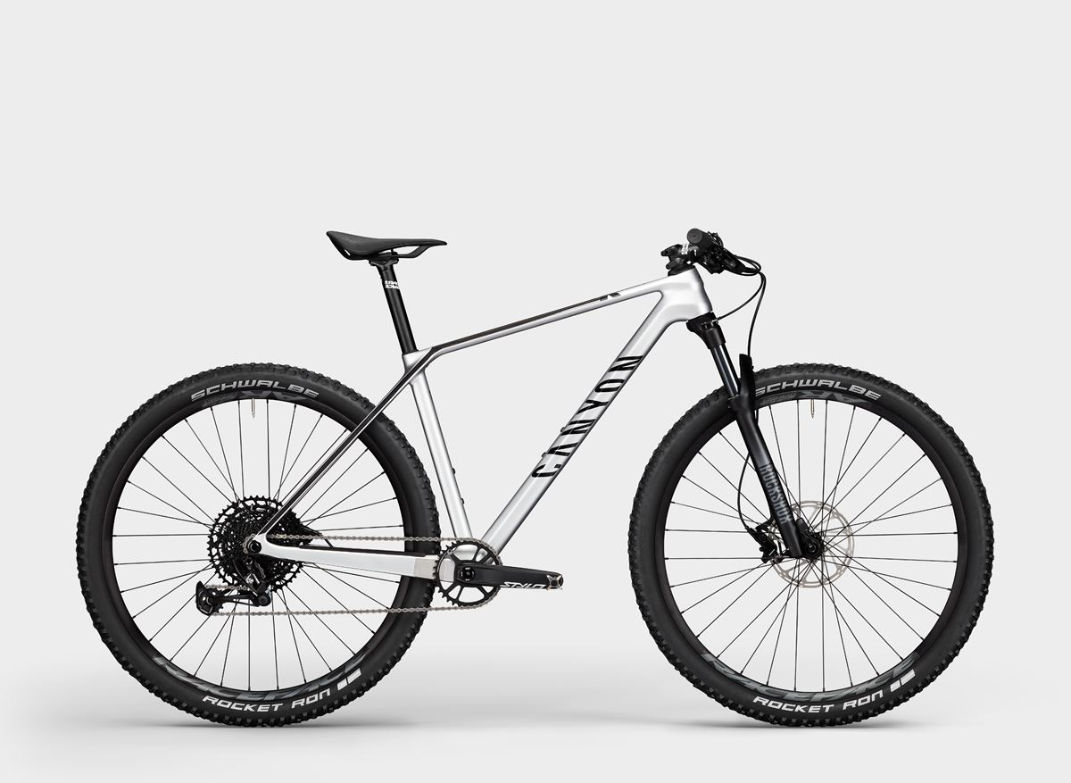 Canyon Exceed CF 5.0 - 2021