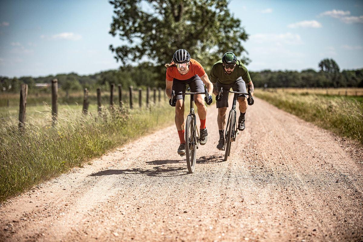 Gravel Bike Ridley Kenzo Fast azione