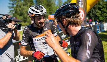 Cargnelutti e Tronconi sul podio alla Bike Celadna