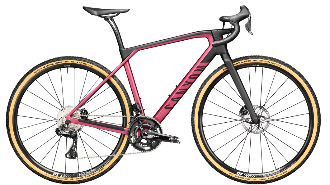 Grail CF SL 8.0 Di2 Women - 2021