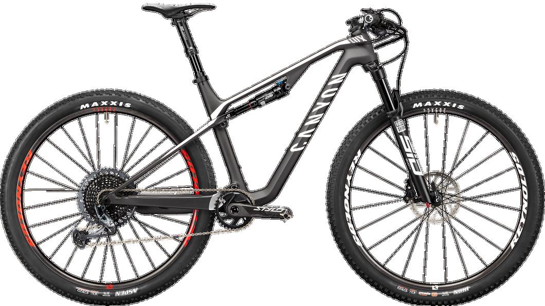 Canyon Lux CF SL 8.0 2021