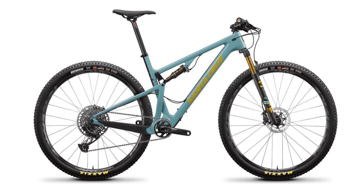 Santa Cruz CC X01 - 2021