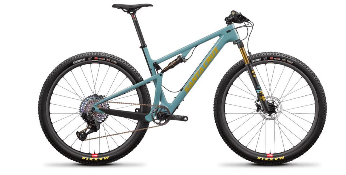 Santa Cruz Blur CC XX1 RSV 2021