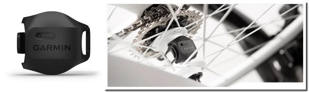 Garmin - sensore velocità