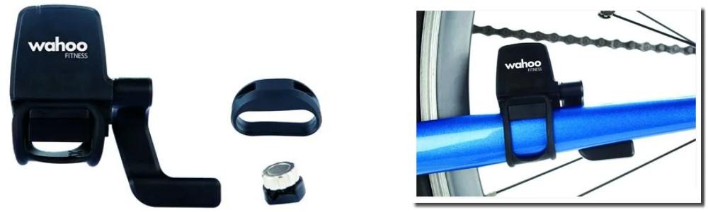 Wahoo Blue SC sensore cadenza + velocità