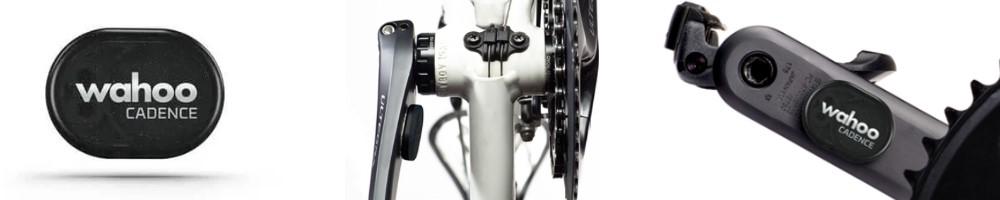 Wahoo cadence: Sensore cadenza pedalata