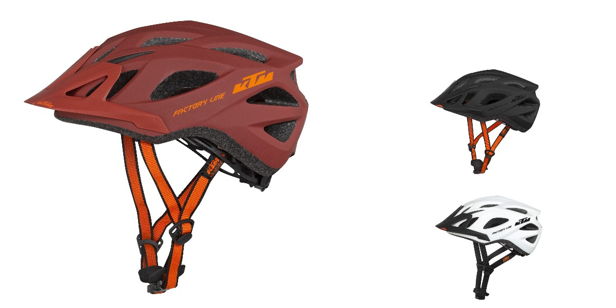Casco KTM Factory Line