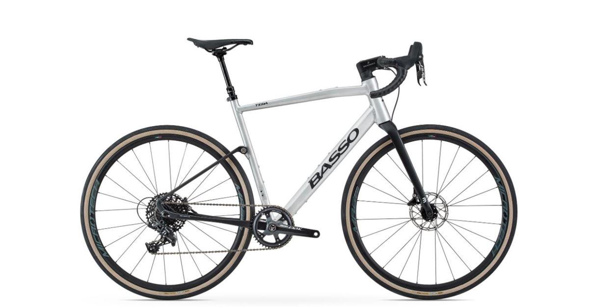 Gravel Bike - Basso Tera primo piano
