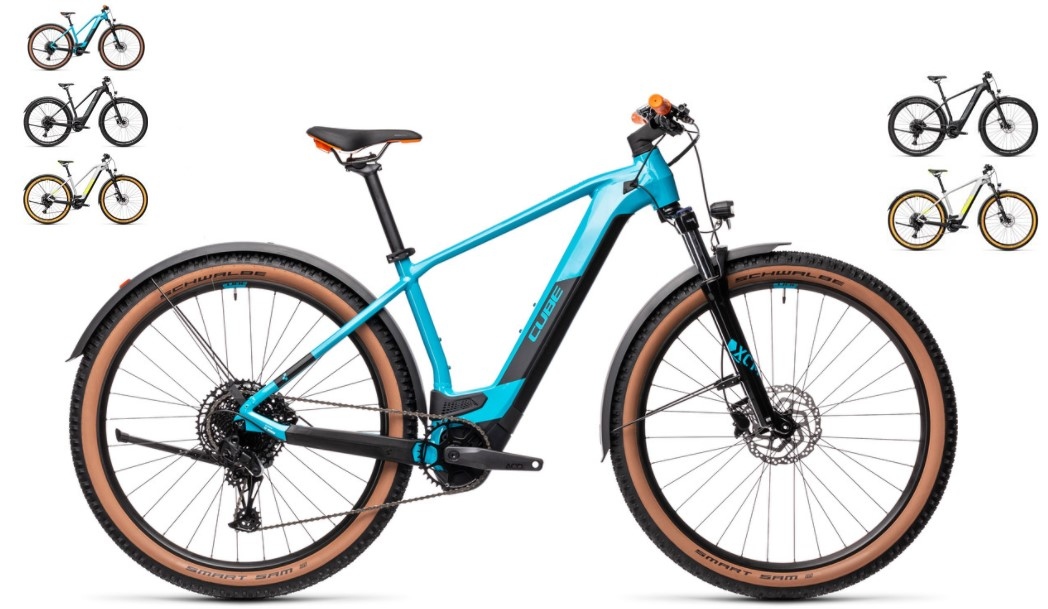 Cube Reaction Hybrid Pro Allroad 625 29 - modello 2021