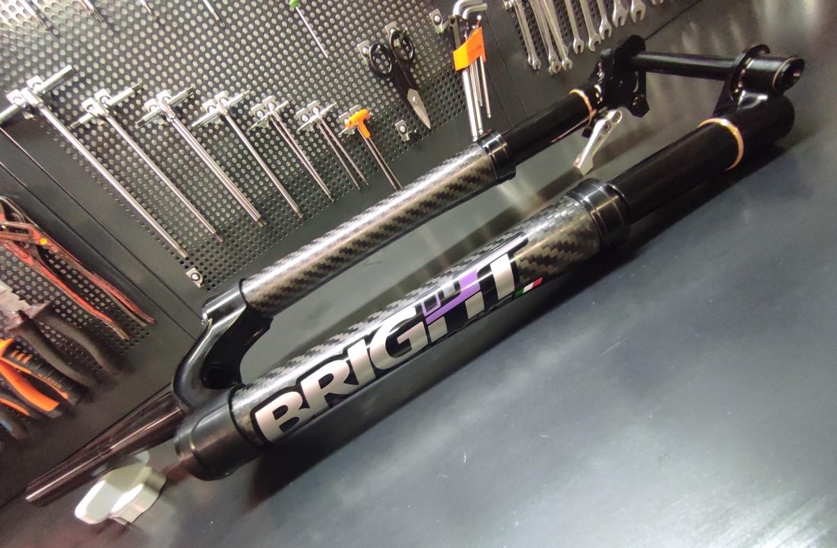 Forcella Bright Racing Shocks F929