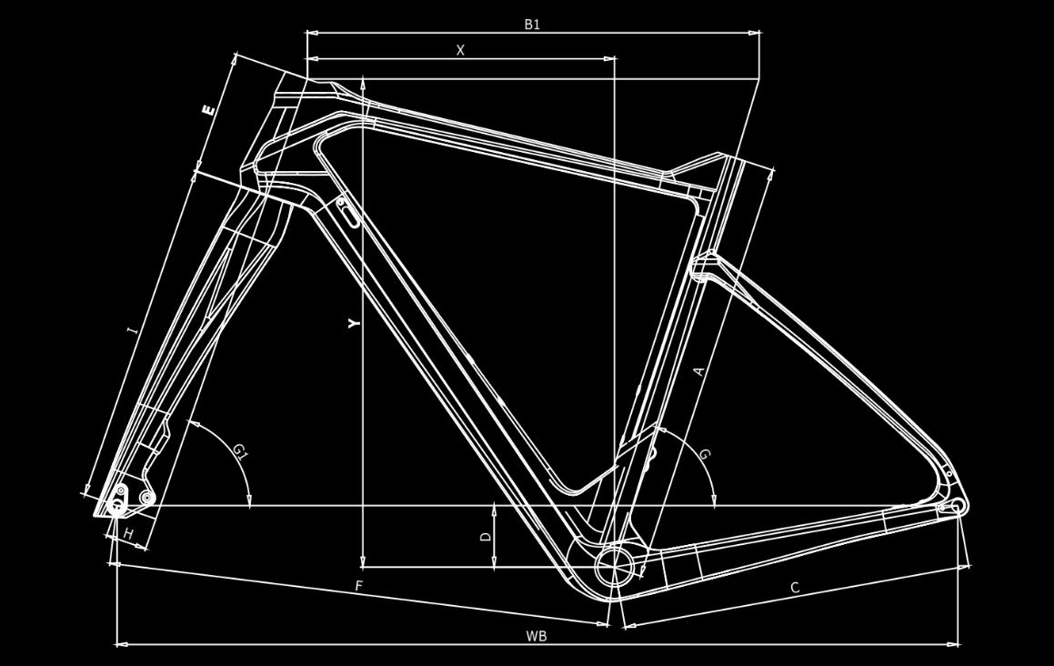 Geometrie Bianchi Arcadex