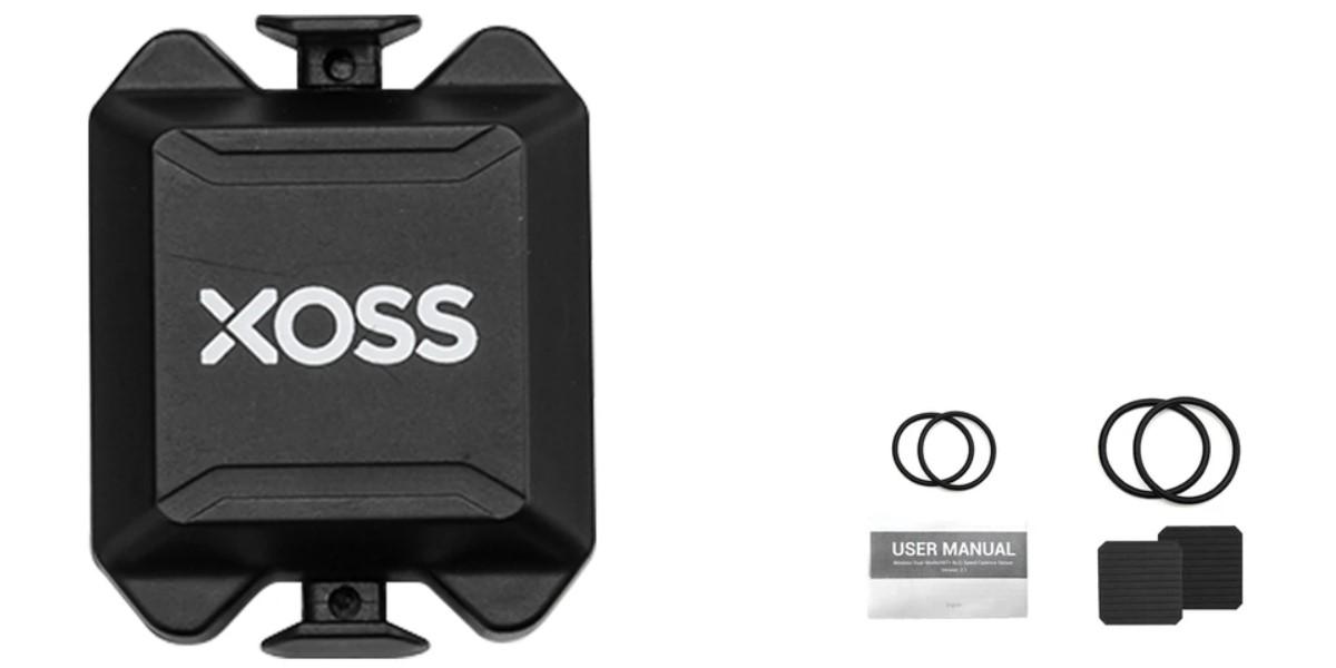 Sensore cadenza - velocità XOSS