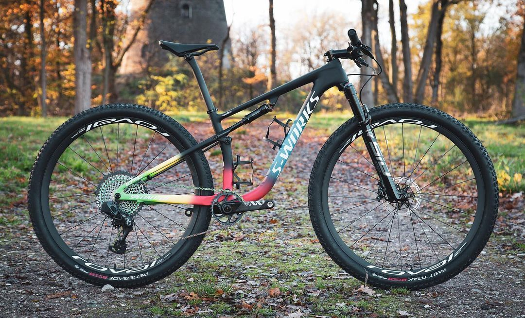 Specialized S-Works Epic Pidcock