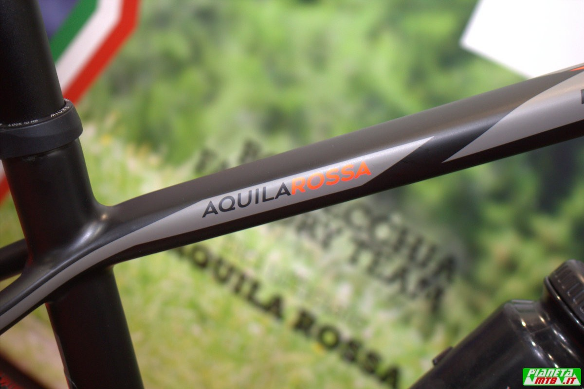 Bottecchia Aquila Rossa team decals