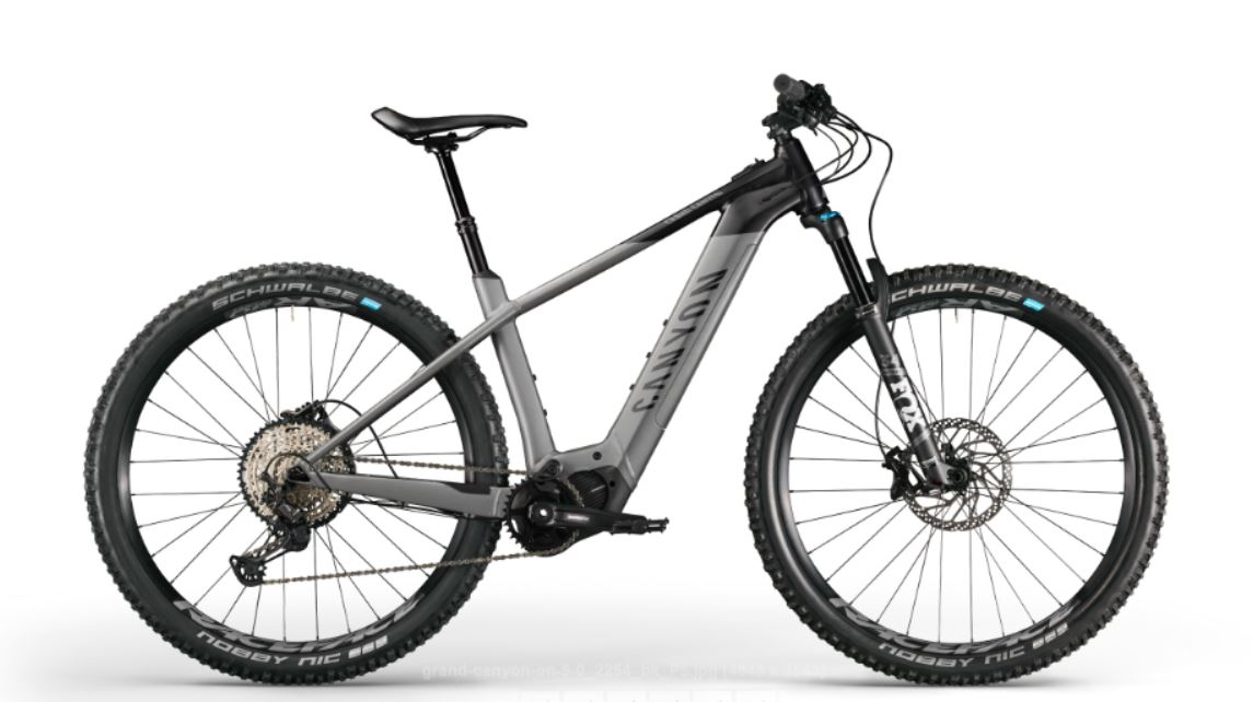 e-bike Grand Canyon:0N 9.0