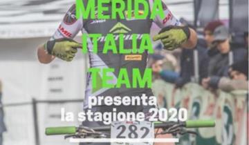 Il Merida Italia team sarà presentato sabato a Reggio Emilia