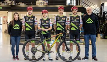 Presentata la stagione 2020 del Merida Italia Team