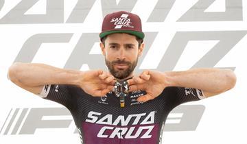 X-Track Carbon: i pedali del Santa Cruz FSA Pro Team
