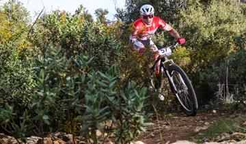 Failli (Cicli Taddei) nella top ten di giornata in Andalucia