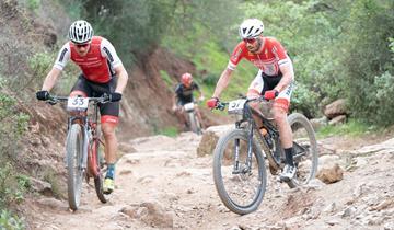Cicli Taddei, in Andalucia a Failli sfugge il podio di pochi secondi