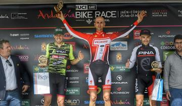 Cicli Taddei, in Andalucia Vanni leader dei master30