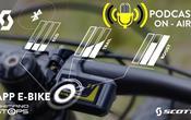 Podcast - Come sfruttare al 100% la potenzialità della vostra e-bike grazie allo smartphone