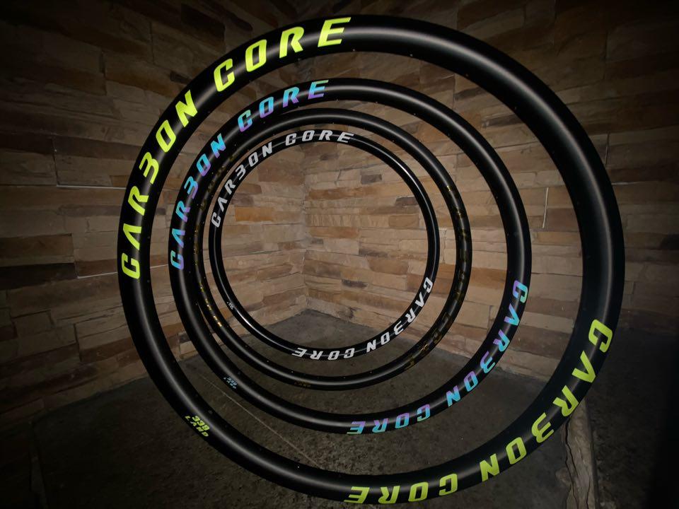 Ruote Carbon Core XC Marathon 25