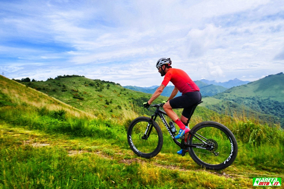 In azione Specialized Epic Expert 2021