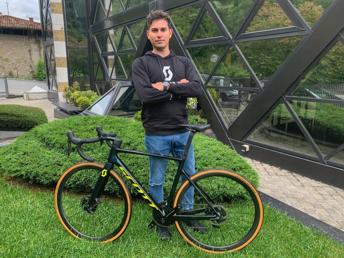 Gabriele Vogini - Sales Manager Scott Italia