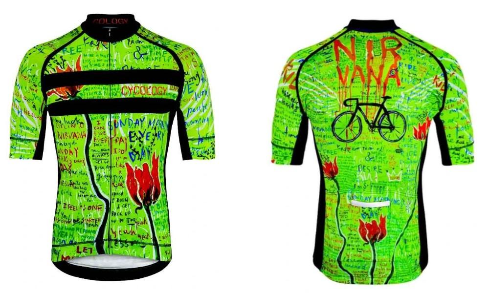 Maglia ciclismo Cycology Nirvana