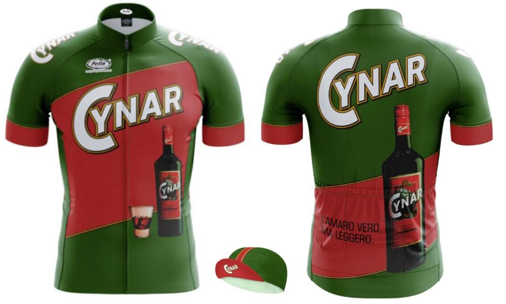 Pella maglia ciclismo Cynar