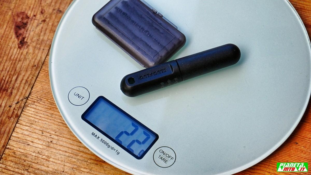 peso Kit antiforature Ryder Slug Lug